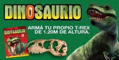 coleccion dinosaurio de el comercio