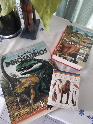 colección dinosaurios
