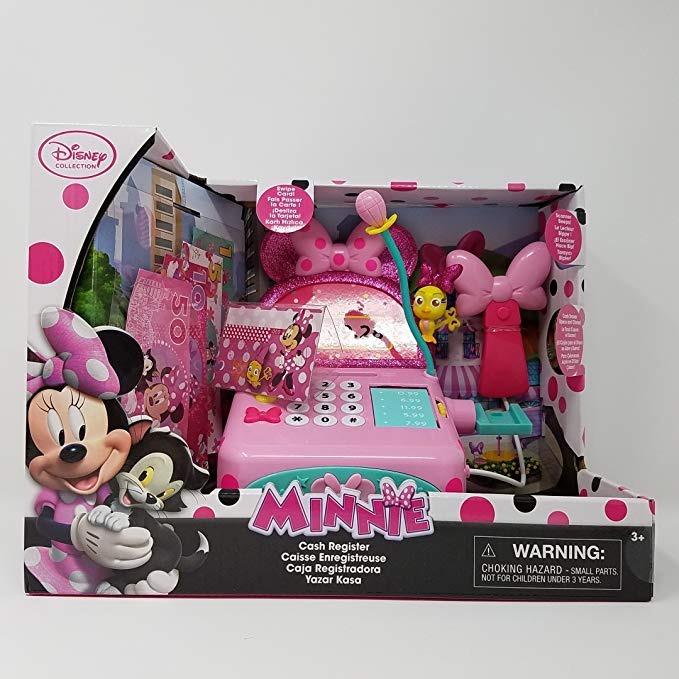 Juguete Minnie Mouse Colección Disney Caja Registradora sQrdthC