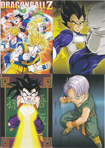 coleccion dragon ball