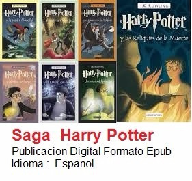 coleccion ebook  harry potter & reliquias de la muerte  epub