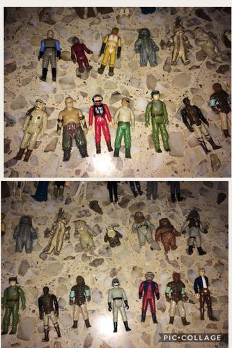 colección figuras star wars