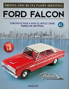 coleccion ford falcon salvat- del 1 al 31