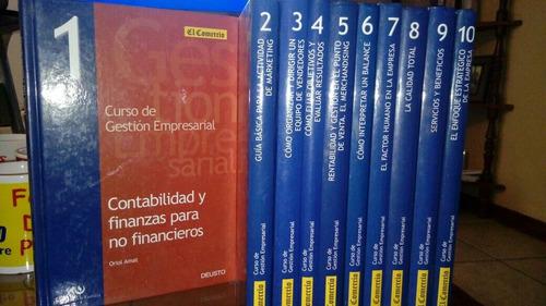 colección gestión empresarial (el comercio)