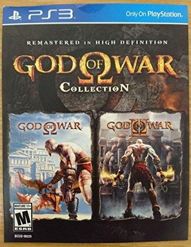 colección god of war (ps3)
