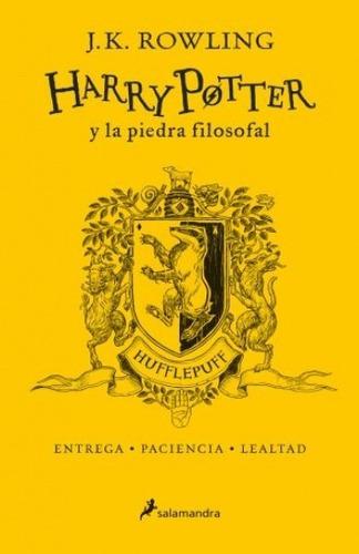 colección harry potter pasta dura uno edición especial