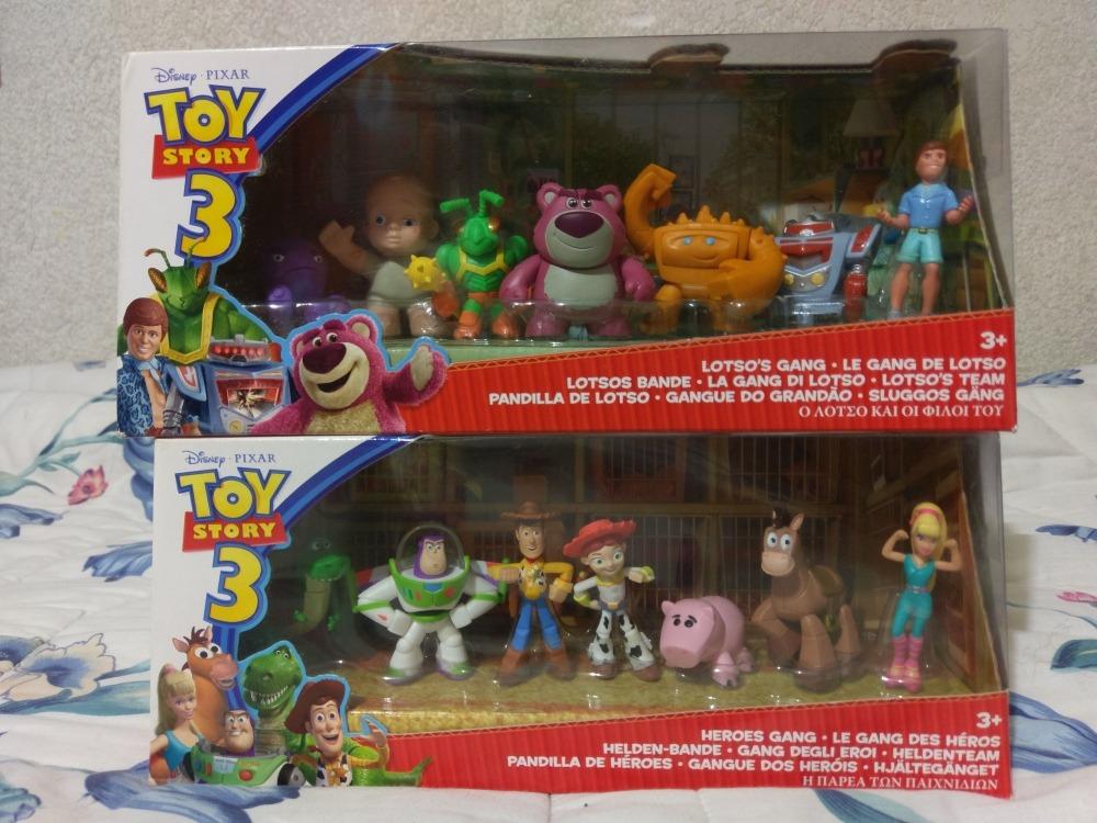 colección héroes y pandilla de lotso toy story 3. Cargando zoom. 2f485bd2dbc