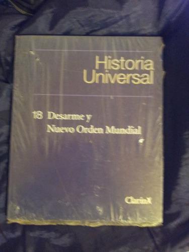 coleccion  historia universal  de clarin