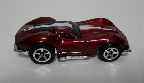 coleccion hot wheels corvette sting ray escala 1/64 f