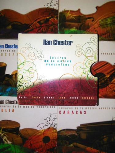 coleccion ilan chester en cd