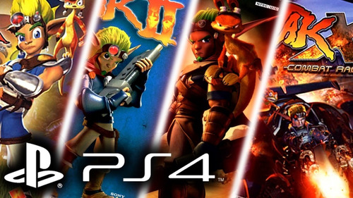colección jak and daxter ps4