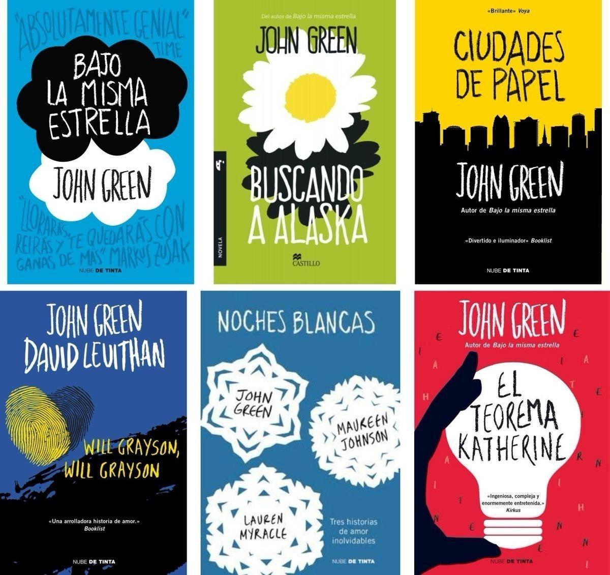 john green libros