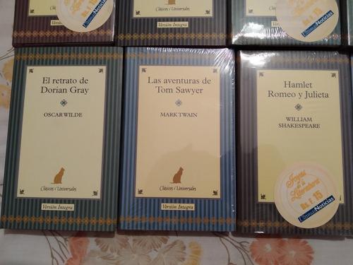 colección joyas de la literatura-últimas noticias - clásicos