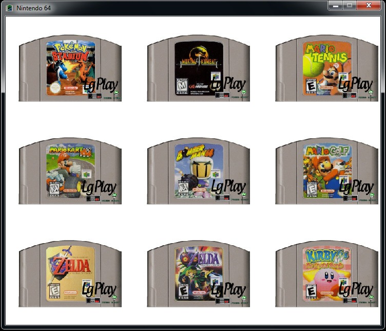 Coleccion Juegos Nintendo 64 Para Pc Unico Bs 0 01 En Mercado Libre