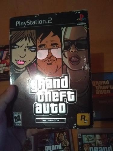 coleccion juegos saga g.t.a