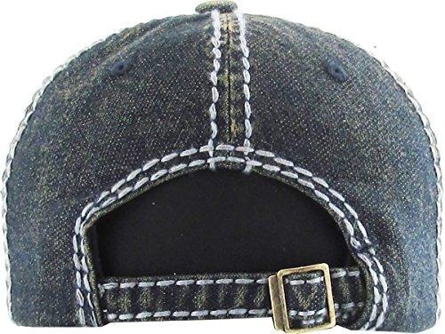 colección kbethos rock n roll vintage gorra de béisbol env