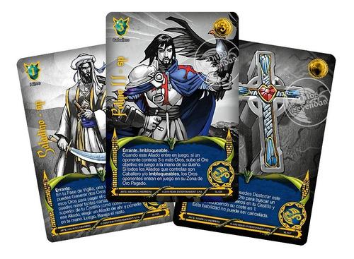 coleccion legendaria espada sagrada extension cruzadas myl