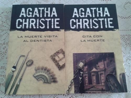 colección libros de agatha christie