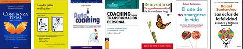 colección libros imprescindible de coaching - 30 libros pdf