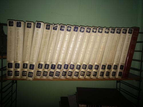 coleccion libros tesoro de la juventud en muy buen estado