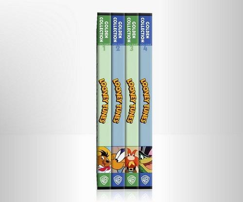coleccion looney tunes gold collection dvd- edicion especial