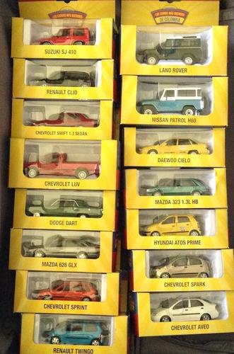 colección los carros