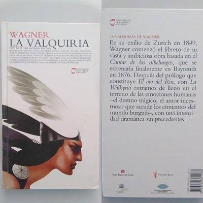 colección los clásicos de la opera 400 años solo 9 tomos c/u