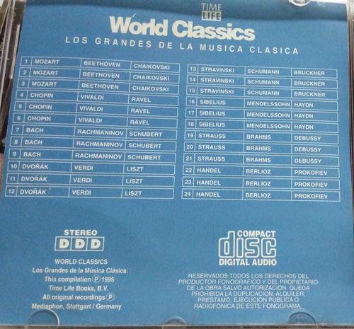 colección los grandes de la música clásica
