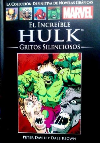 coleccion marvel hulk