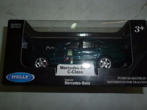 coleccion mercedes benz(mercedes benz c-class) esc 1:36