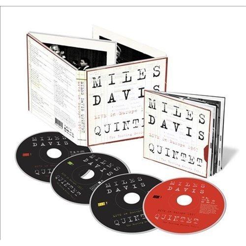 colección miles davis live in europe 1967:bootleg series v1