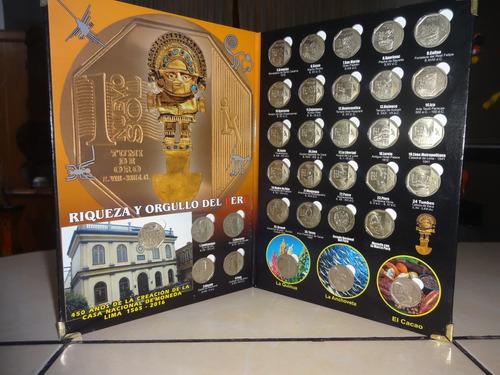 colección monedas monedas