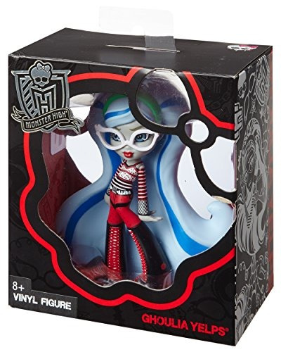 coleccion monster high vinyl ghoulia yelps figure