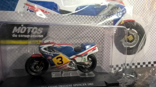 colección moto gp entrega 6 ducati 996 nuevo