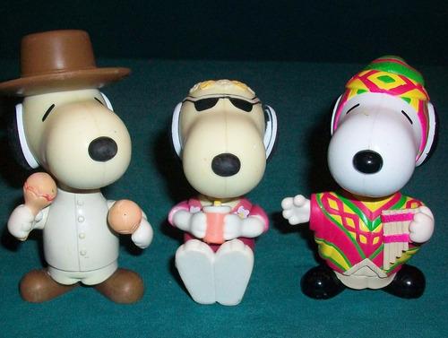 coleccion muñeco snoopy