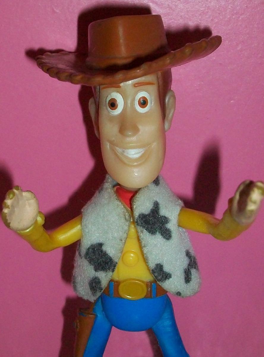 e9fa5814190c3 Cargando zoom... 4 toy story jessie y buddy coleccion mc donald s muñeco  figura