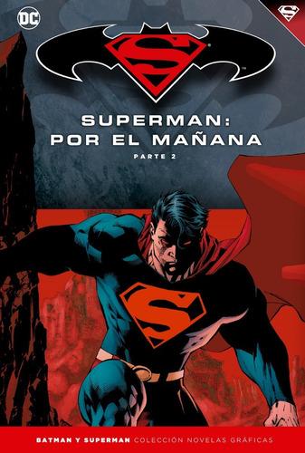 colección novelas salvat tapas duras batman y superman num12