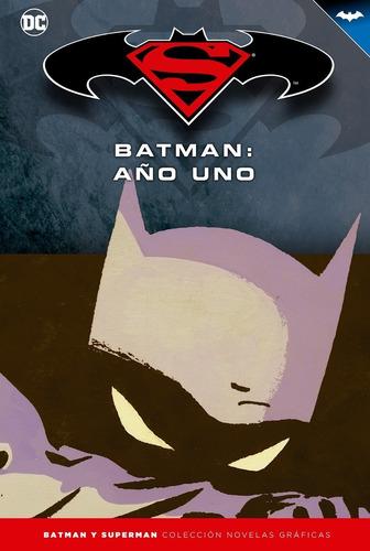 colección novelas salvat tapas duras batman y superman num13