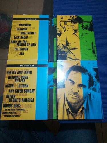coleccion oliver stone dvd