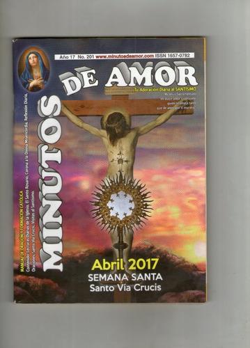 coleccion oracional minutos de amor enero - agosto 2017