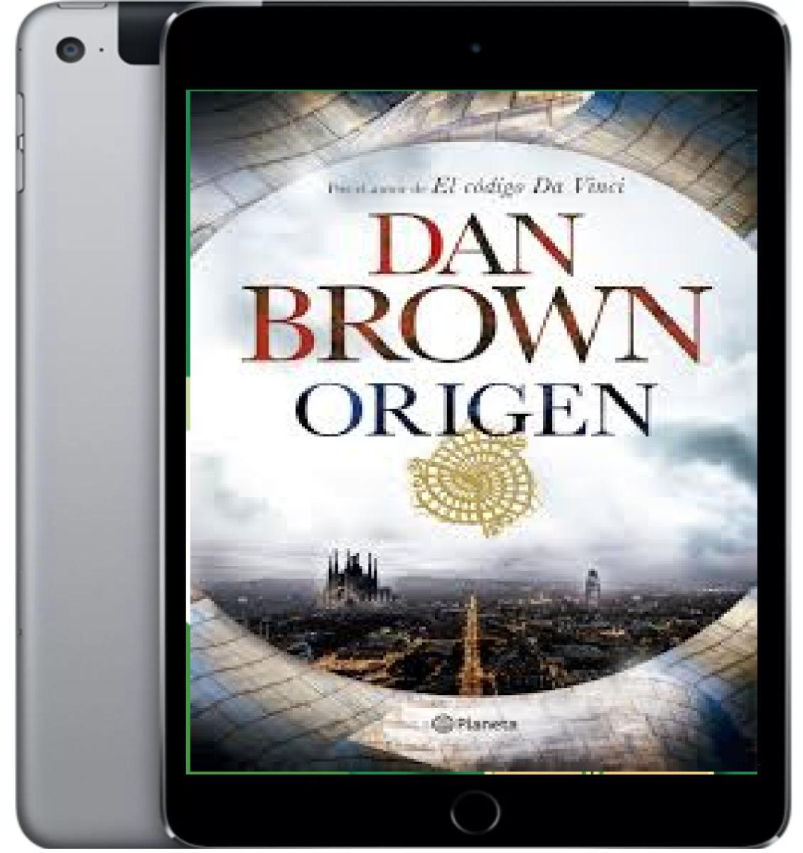 Libros pdf libros en mercado libre per coleccion origen dan brown 6 libros digital pdf fandeluxe Images
