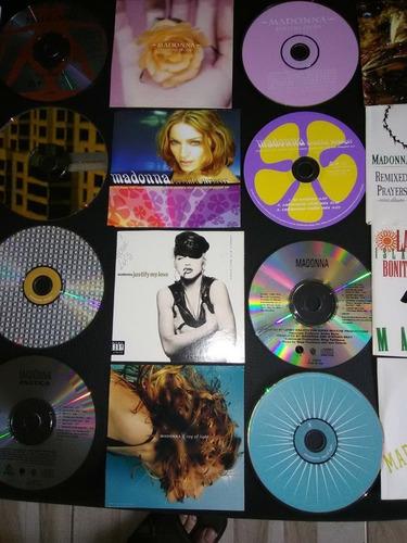 colección original de madonna remixes para dj