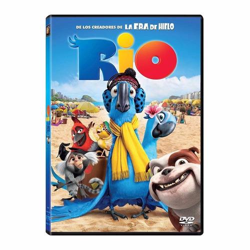 coleccion peliculas blue sky era de hielo rio boxset dvd