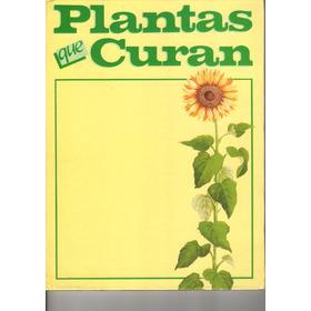 Coleccion Plantas Que Curan 4 Tomos
