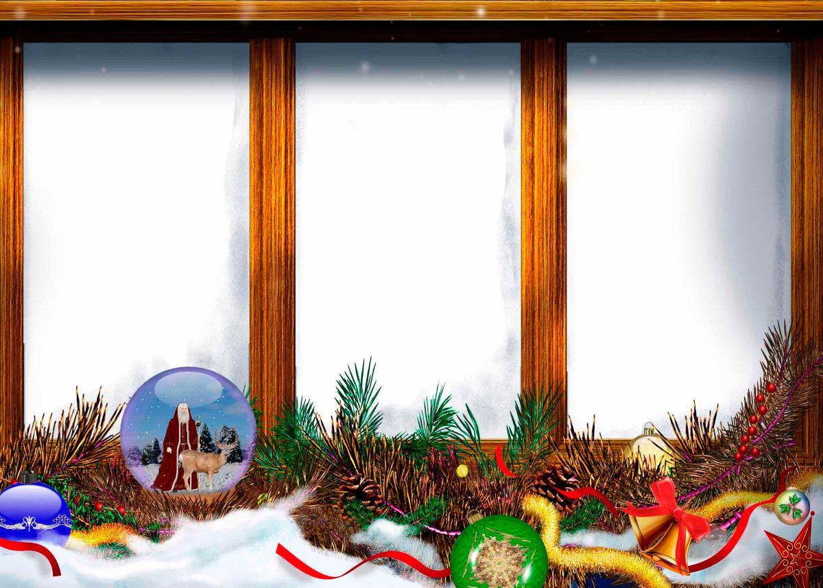 Colección Plantillas Navideñas Editables Con Photoshop - Bs. 5.000 ...