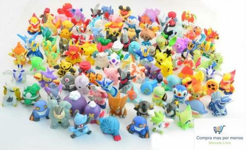 coleccion pokemon figuras