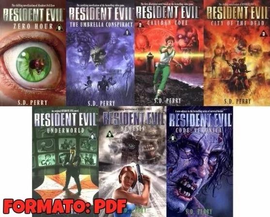 Resident Evil Umbrella Conspiracy Pdf