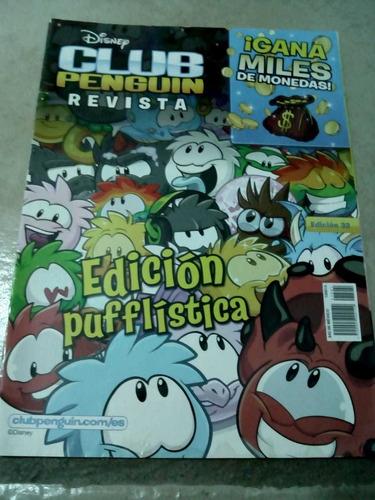colección revistas club penguin en buen estado  son 30