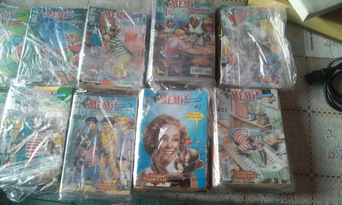coleccion revistas memin pinguin