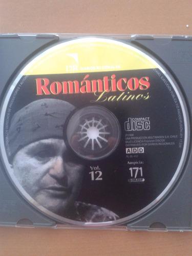 colección románticos latinos | volumen 12